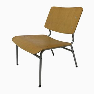 Vintage Plywood Lounge Chair from Ikea, 1980s