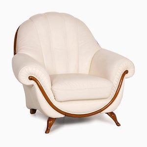 Weißer Sessel von Nieri