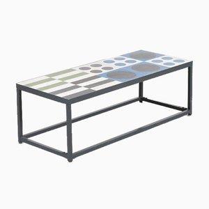 Table Basse de Style Panton 1970s
