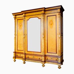Antique Society of Gentlemen Cupboard