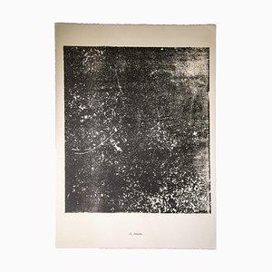 Jean Dubuffet, Waiting, Original Lithograph, 1959