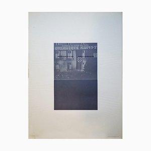 Fabio Mauri, They Suppress Vanguards, Original Photolithograph, 1976