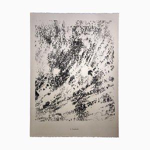 Jean Dubuffet, Overhang, Original Lithograph, 1959