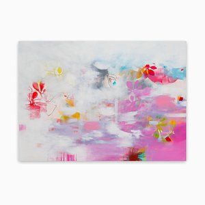 Botanical Painting 2, Abstrakte Malerei, 2020