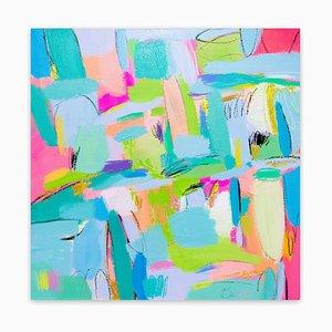 Sommer Samba, Abstrakte Malerei, 2020