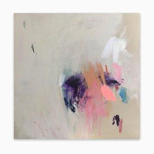 Light Tunnel End # 02, Abstrakte Malerei, 2020