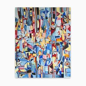 Senza titolo 248, Pittura astratta, 2004