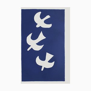 Birds I by Georges Braque