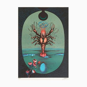 Zodiac, Krebs von Pierre Jacquot