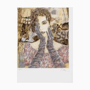 Portrait of A Lady by Liliana Rago