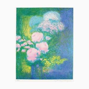 Bouquet de Fleurs par Claude Manoukian