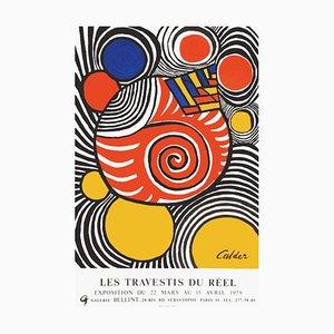 Expo 79 - Galerie Bellint Poster von Alexandre Calder