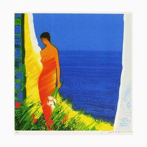 Sea Breeze von Emile Bellet