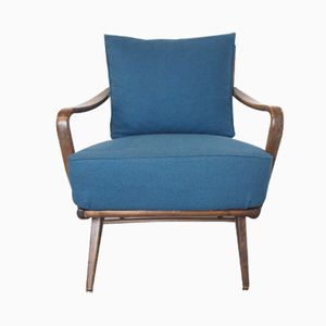 Vintage Lounge Chair from Knoll Antimott, 1950s