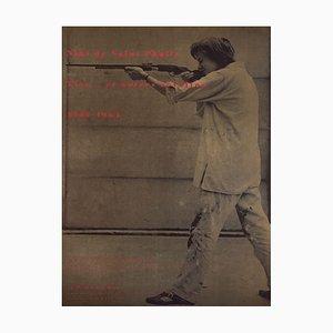 Affiche Expo 90, Galerie De France, Shootings and Other Rebellions II par Niki De Saint Phalle