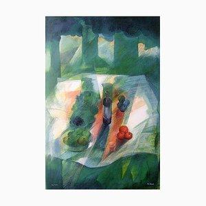 Déjeuner On the Grass III par Colette Bitker