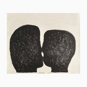 Kiss I par Michel Haas