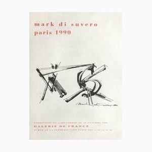 Expo 90 - Galerie De France - Paris par Mark Di Suvero
