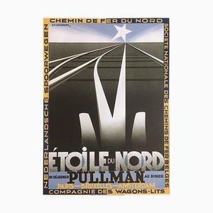 Affiche North Star par Adolphe Cassandre