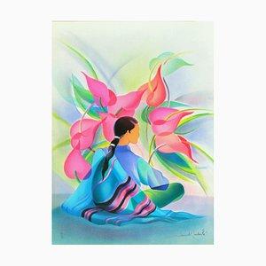Thailand, Meditation von Janick Lederle