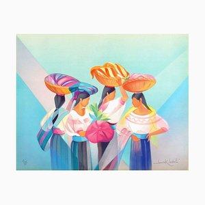 Guatemalan Women by Janick Lederle