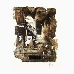 The Staircase II by Alain Kleinmann