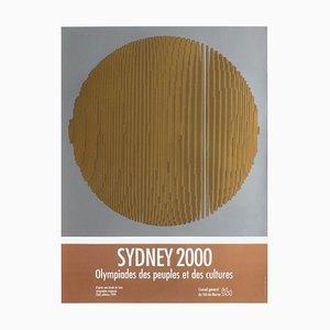 Expo 2000, Sydney Poster by Jesus Rafael Soto