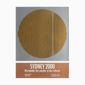 Expo 2000, Sydney Poster von Jesus Rafael Soto