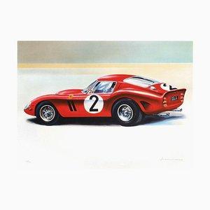 Ferrari 250 GTO 2 by Jean Hirlimann