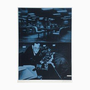 Bicentenaire Kit - USA 76 - 11 Screenprint by Jacques Monory