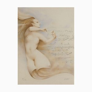 Muse I by Gérard Daran