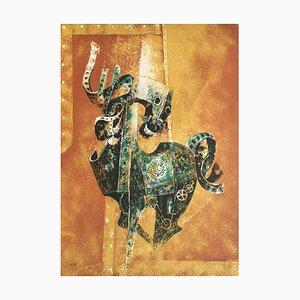 Cheval de Fer de Dang Lebadang