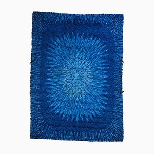 Blue Bergross Rug