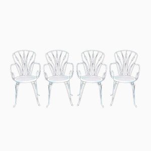 Garden Chairs, 1970s, Set of 4
