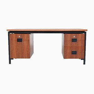 Dutch EU02 Japanese Series Desk by Cees Braakman for Pastoe, 1950s