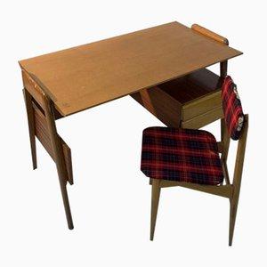 Schreibtisch von Vittorio Dassi, 1950er