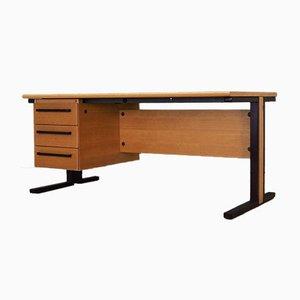 Dänischer Schreibtisch aus Esche von B8, 1980er