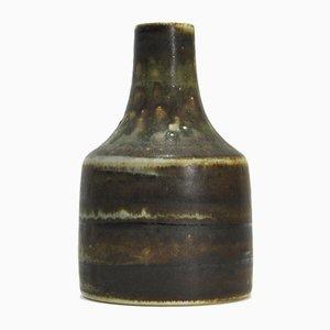 Mid-Century Vase by Gunnar Borg Höganäs, 1950s