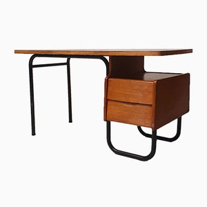 Bureau Desk by Robert Charroy for Mobilor, 1955