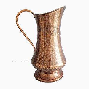 Große Kupfer Vase, 1950