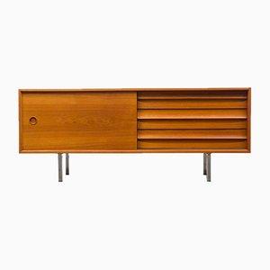 Mueble de salón de teca, años 60