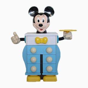 Französische Mickey Mouse Kommode von Peter Colleu für Starform, 1980er