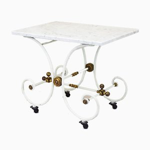Vintage French Patisserie Table