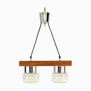 Lámpara de araña Mid-Century de Richard Essig