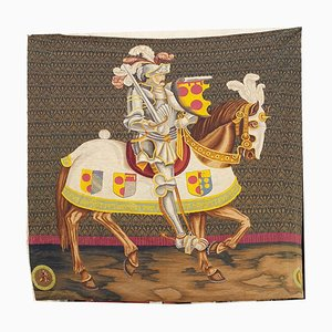 19th Century Tapestry of Jean II De Courtenay