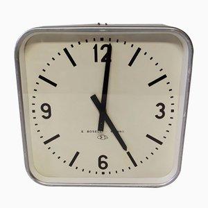 Reloj Mid-Century de Gio Ponti para Boselli, años 50