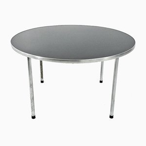 Vintage Bauhaus Steel Pipe Table