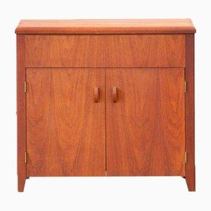 Mueble vintage de vinilo