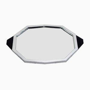 Art Deco Mirrored Tray, 1930s