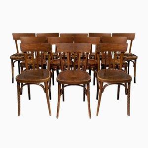 Bistro Stühle, 12er Set